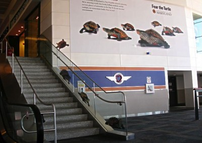 BWI Airport Signage