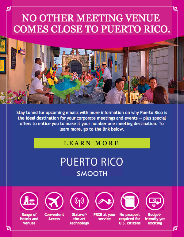 Puerto Rico Convention Center - Email