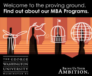 George Washington University - Business Meets Policy (Web Banner)
