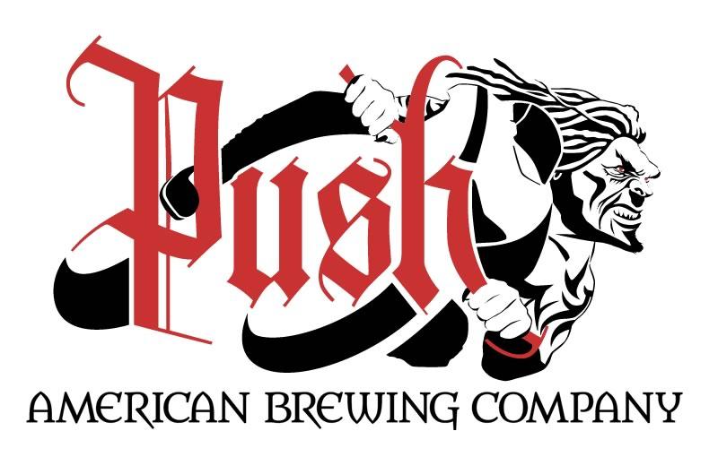 Push - American Brewing Company (Logo)