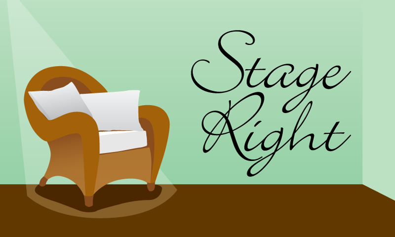 Stage Right (Logo)
