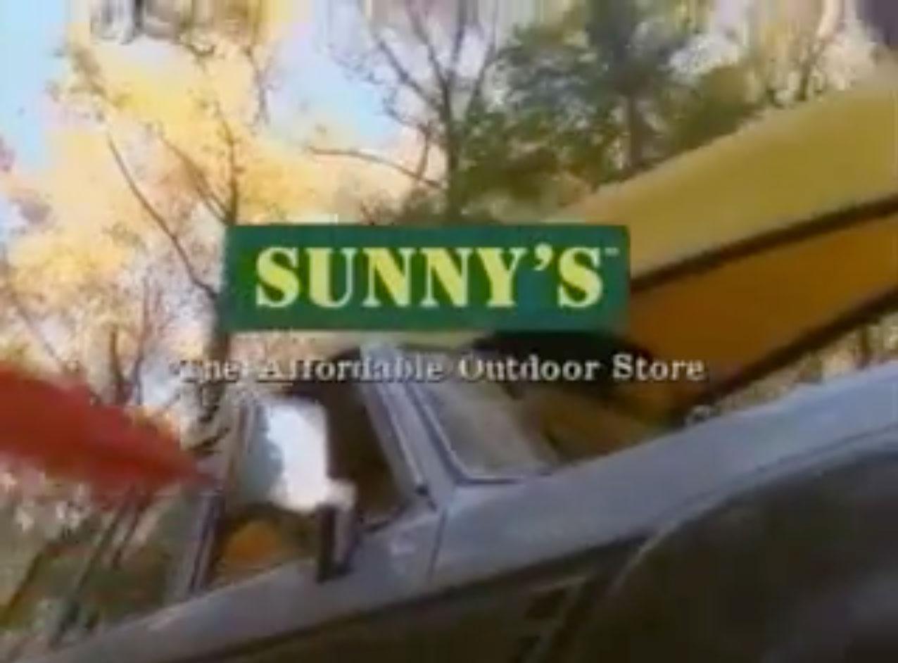 Sunny's - Canoe (Television)